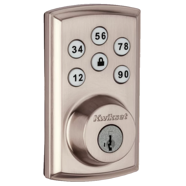 Touchpad Deadbolt